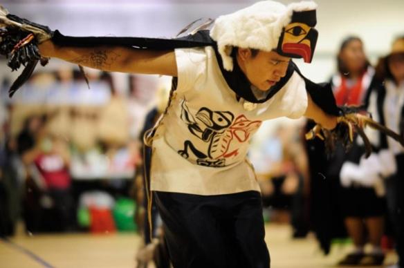 Haida Dancer